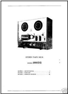 akai 4000db in Reel to Reel Tape Recorders