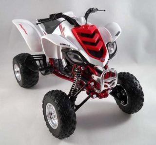 Yamaha Raptor 660R ATV Quad 4 Wheeler Diecast & Plastic 660 R 660 R