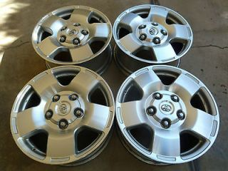 TOYOTA TUNDRA SEQUOIA LAND CRUISER TRD POLISHED FACTORY WHEELS RIMS