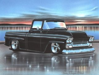 1958 chevy truck in Cars & Trucks