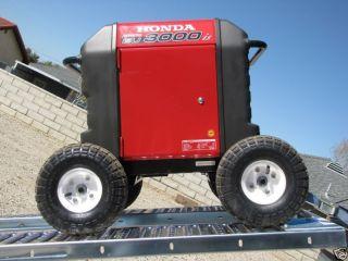 All Terrain Wheel Kit    fits Honda Generator EU3000is