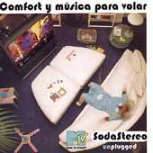 MTV Unplugged Comfort y Música Para Volar 1996 ECD by Soda Stereo CD
