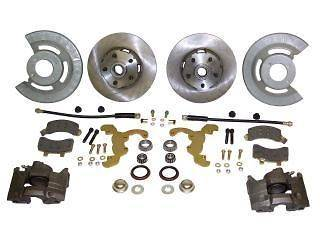 1969 mustang disc brake conversion in Vintage Car & Truck Parts