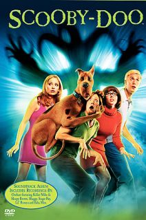 Scooby Doo   The Movie DVD, 2002, Full Frame