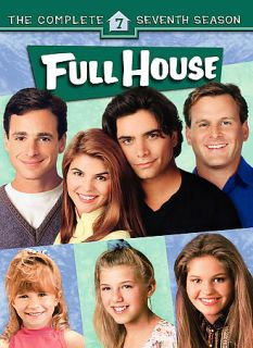 Full House   The Complete Seventh Season DVD, 2007
