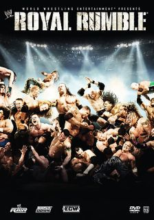 WWE   Royal Rumble 2007 DVD, 2007