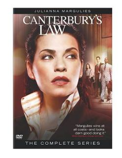 The Canterburys Law   Complete Series DVD, 2009, 2 Disc Set