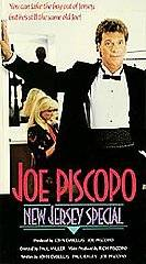Joe Piscopo New Jersey Special VHS, 1993