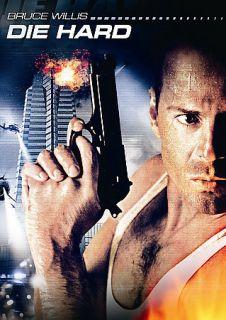 Die Hard (DVD, 2007, O Ring Packaging) Bruce Willis/Alan Rickman