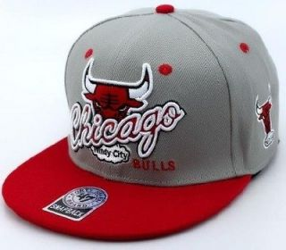 Factory Outlet !NEW NWT Vintage Chicago Bulls Snapback Cap&Hat