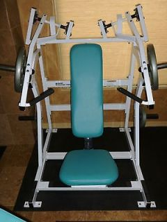 Hammer Strength shoulder press ISO Front Military Press
