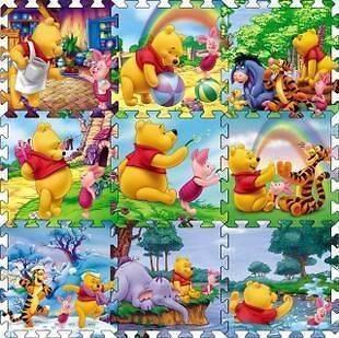 kids puzzle floor mats