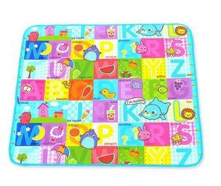 Alphabet In/out door Kids Baby Play pen / Crawl mat 160 x 200CM