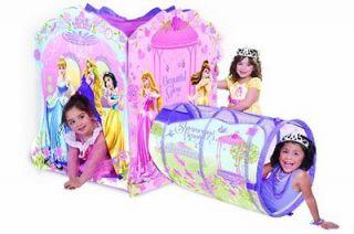 Playhut Disney Princess Play Adventure Hut Castle Tent NEW NIB