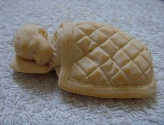 Soap Mold Moulds Sleeping Baby In Glove Flexible Silicone Mold For
