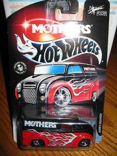 Chip Foose Designed Mothers MOMS DELIVERY MFG 2002 Hot Wheels MIP.