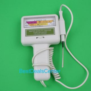 ONLY 5 POOL & SPA PH & CHLORINE WATER TESTER