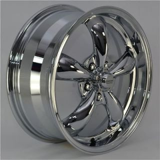 17x7.5 Chrome Wheels Rims 5x110 mm lug pattern for Chevy HHR 2006