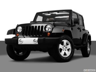 Jeep Wrangler 2011 Unlimited Sahara