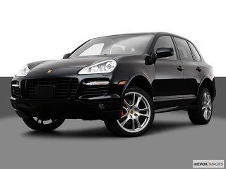 Porsche Cayenne 2009 GTS