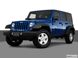 Jeep Wrangler 2010 Unlimited Sahara