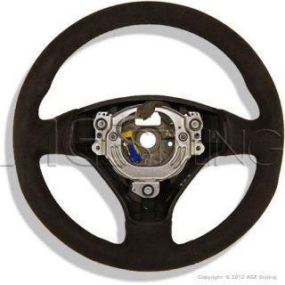 Audi TT MK1 A2 A3 A4 A6 A8 Alcantara Sports Steering Wheel *NEW*