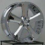 24 Inch Chrome Wheels Rims Cadillac Escalade EXT 6x5.5 American Racing