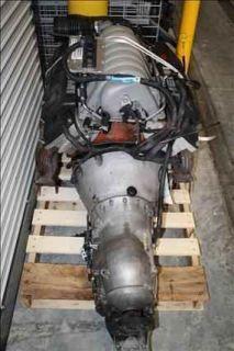 HEMI engine and auto transmission SRT8 mopar chrysler