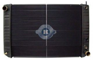 New Heavy Duty Chevy GMC Kodiak Topkick Truck Radiator