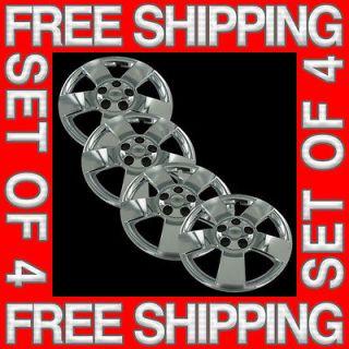 06 07 08 09 10 11 Chevrolet HHR 16 Chrome Hubcaps Hub Caps Set Free