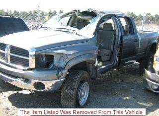 03 05 06 07 08 09 10 DODGE RAM 2500 PICKUP AXLE SHAFT (Fits Ram 2500)