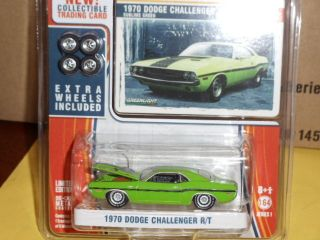 Greenlight MUSCLE 1970 Dodge Challenger R/T ON SALE