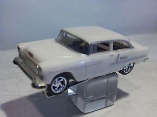 55 Chevy Belair Model Motoring ho scale slot car Autoworld T jet