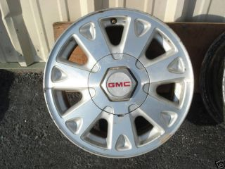 ONE 4WD RIM GMC JIMMY SONOMA S10 CHEVY WHEEL 4X4