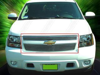 07 11 Chevy Tahoe Suburban Avalanche Billet Grille 08 09 10 11 2008