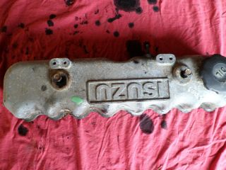 CHEVY LUV DIESEL C223 ISUZU PUP VALVE COVER PICK UP (Fits Chevrolet