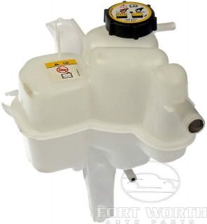 Ford Escape Mercury Mariner Radiator Coolant Reservoir Overflow Bottle