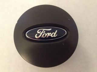 Ford Black Wheel Center Caps Cap (x1) Edge Flex Explorer Ranger