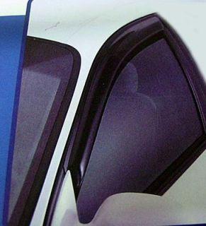 DOOR VENTVISORS RAIN GUARDS FOR GEO METRO SUZUKI SWIFT 89 90 91 92