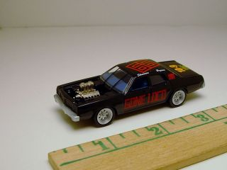 JL 77 DODGE MONACO DEMOLITION DERBY CAR HARD TO FIND ITEM!!!