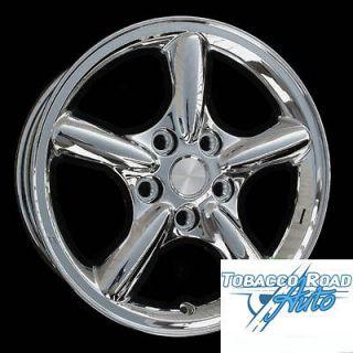 17 17x7.5 Jeep Grand Cherokee Chrome Wheel Rim New
