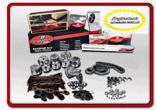 99 06 Chevrolet GMC 262 4.3L OHV V6 W,X Vortec ENGINE REBUILD KIT