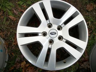 17 Ford Fusion Factory OEM Wheel Rim And Center cap 2007 2009 3791
