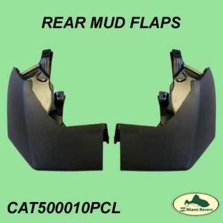 LAND ROVER REAR MUDFLAPS MUD FLAPS LR3 05 09 CAT500010PCL ALL MAKES