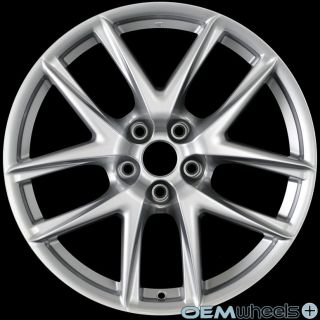 19 SILVER LFA STYLE WHEELS FITS LEXUS ES IS GS ISF RX LS HS SC MDX