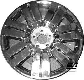 Lincoln MKX 2008 2010 20 inch COMPATIBLE Wheel, Rim