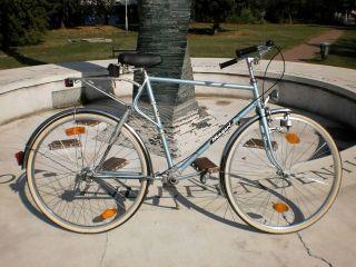 Comfort Cardano Shaft Drive City Bike Vintage 80 Sachs Torpedo 3