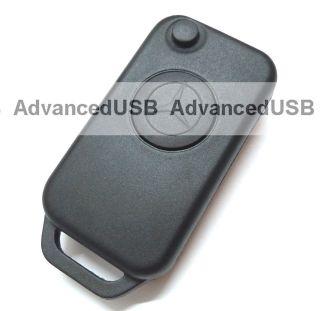 Folding Remote Key Case For MERCEDES BENZ ONE BUTTON M S CL ML E SL