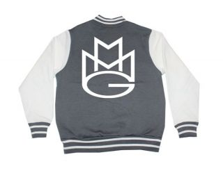 MAYBACH MUSIC Fleece Jacket MMG Rick Ross Wale Meek Mills Stalley