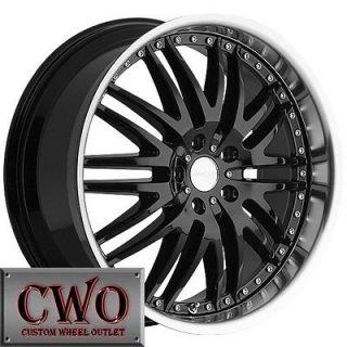 Menzari M Sport Wheels Rims 5x114.3 5 Lug Mazda 3 6 TSX Civic RSX RX8